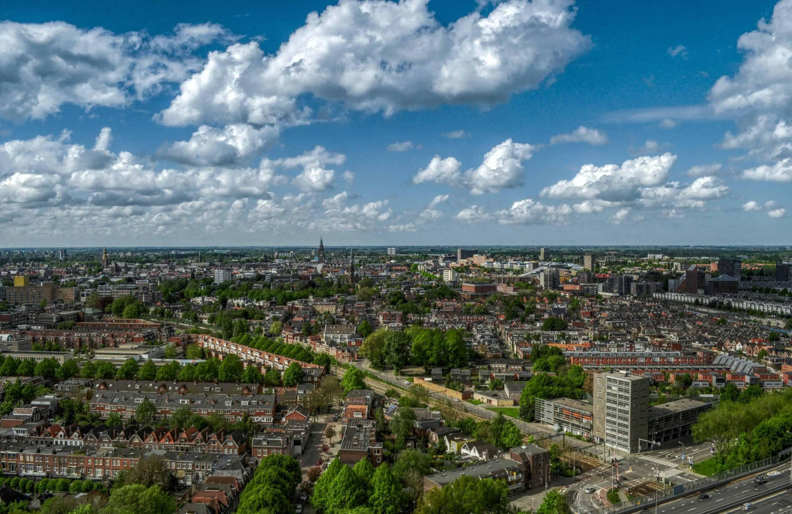 Zonnepanelen in Groningen