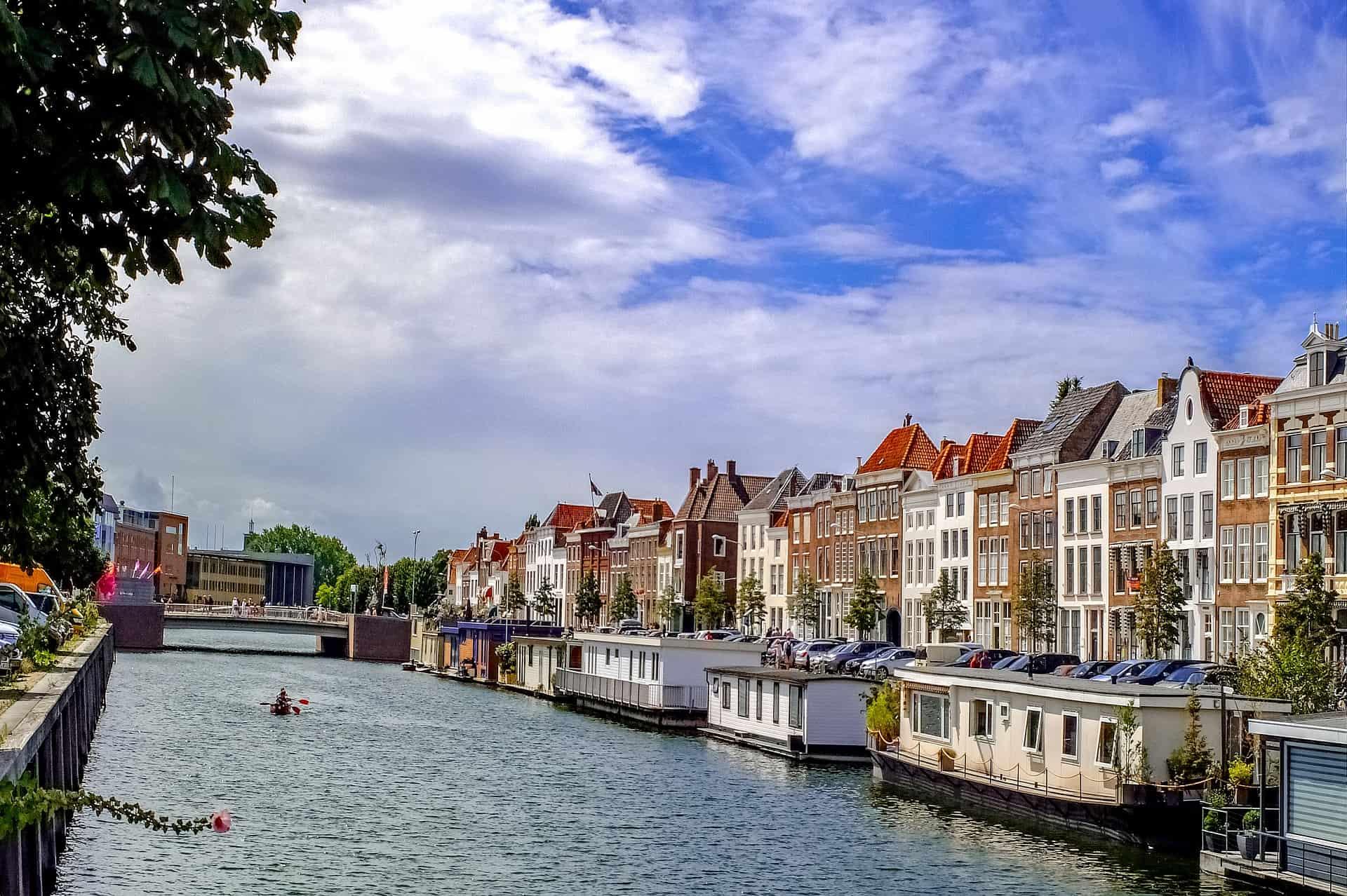 Zonnepanelen in Middelburg