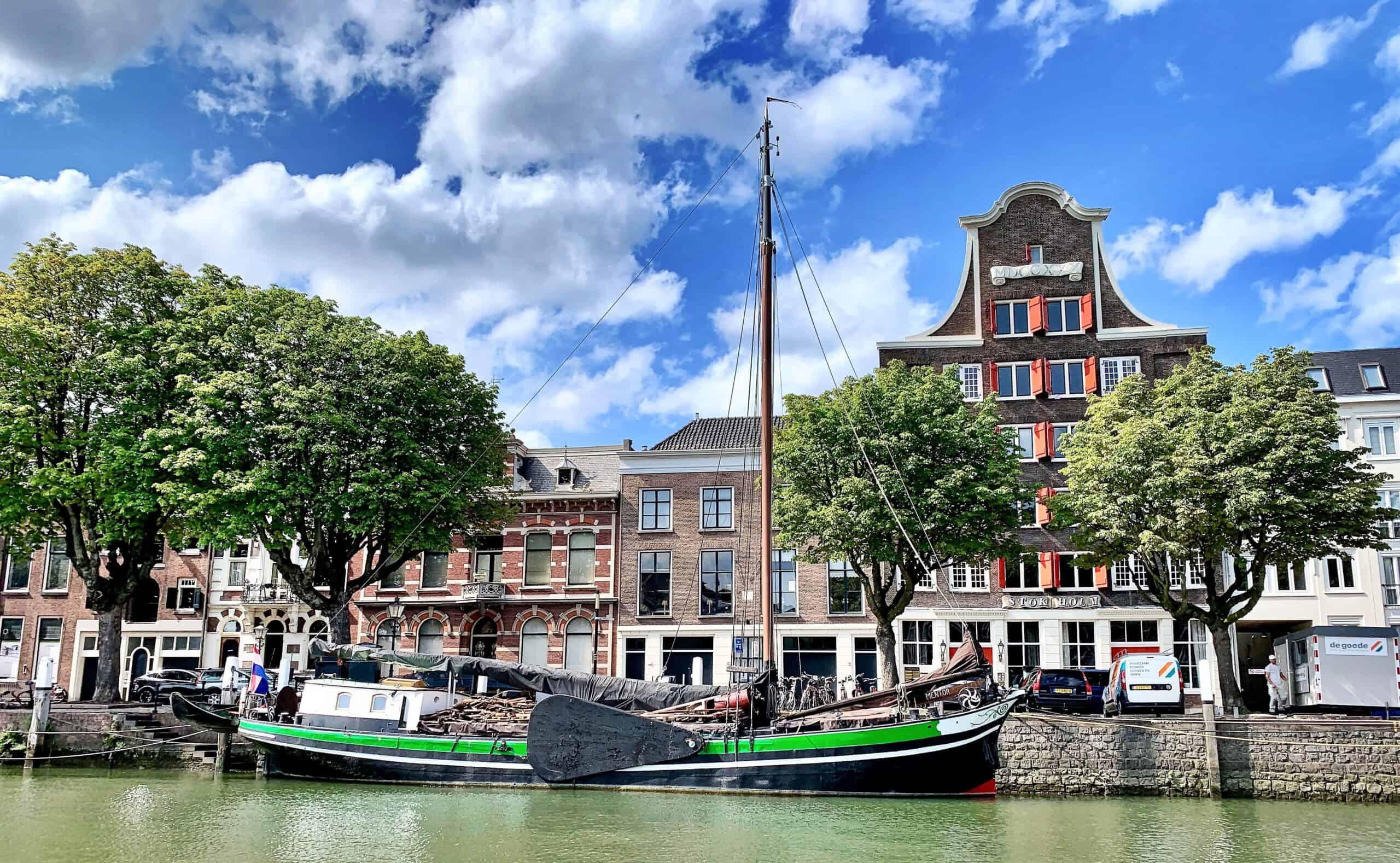 zonnepanelen in Dordrecht