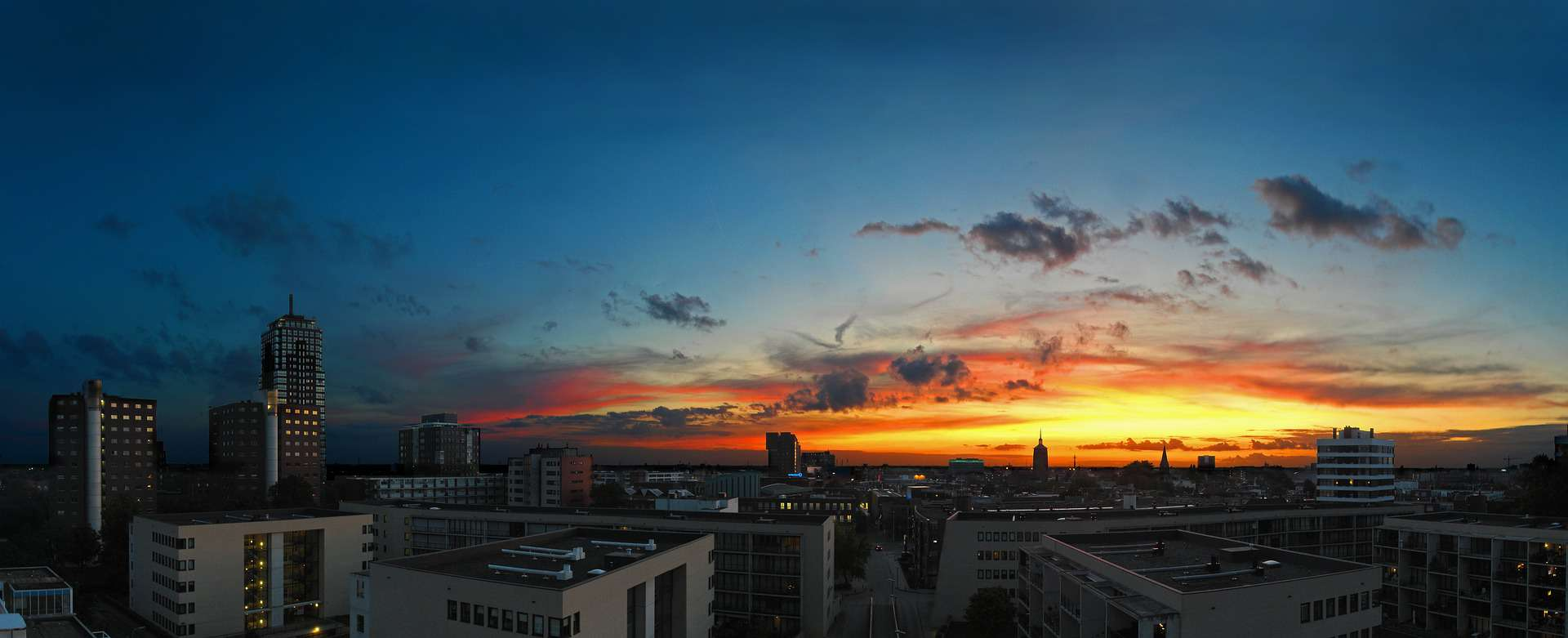 zonnepanelen in Enschede