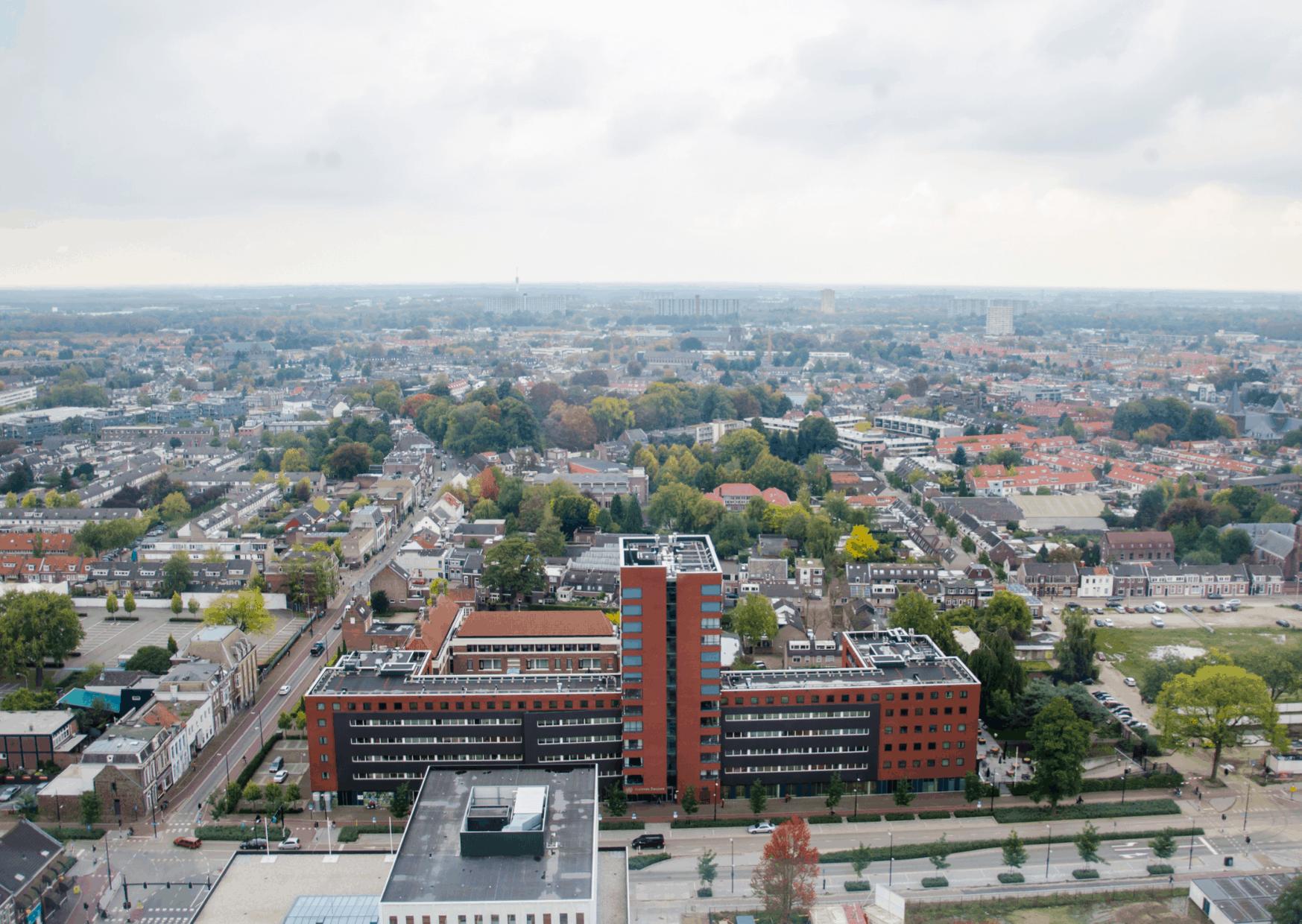 zonnepanelen in Tilburg
