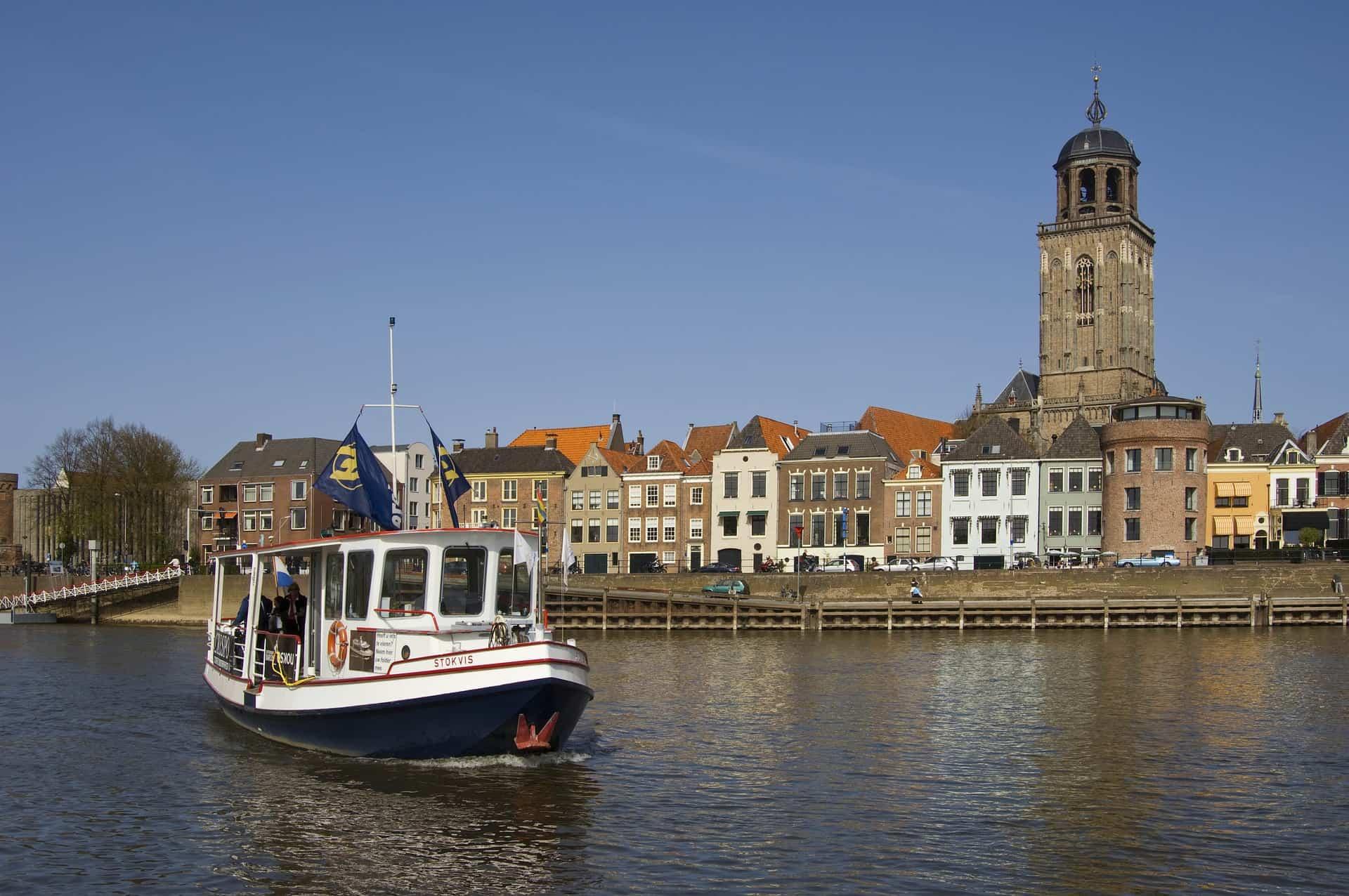 zonnepanelen in Deventer