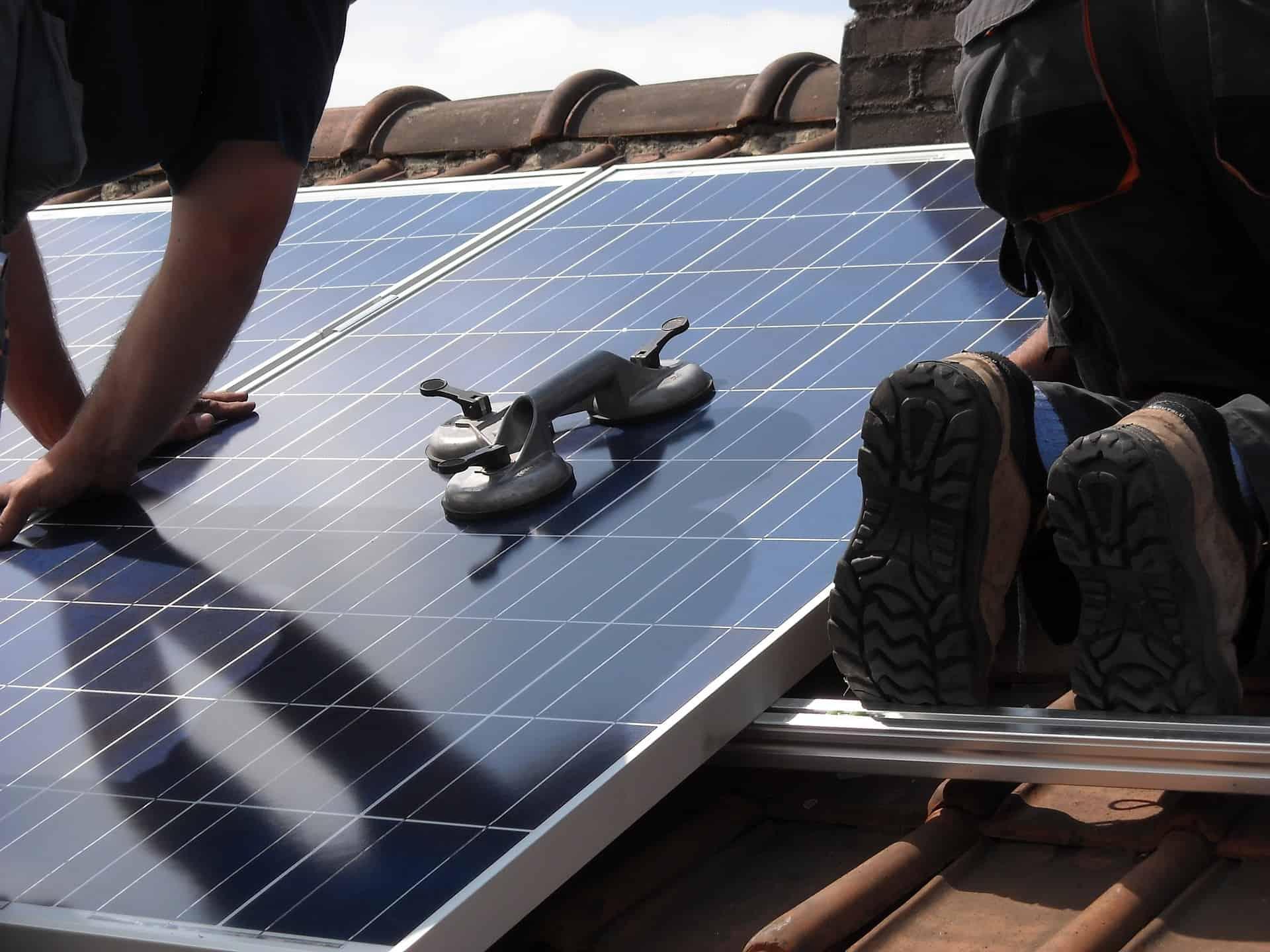 zonnepanelen in Amstelveen